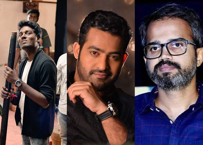 KGF Director out Atlee in for NTR?