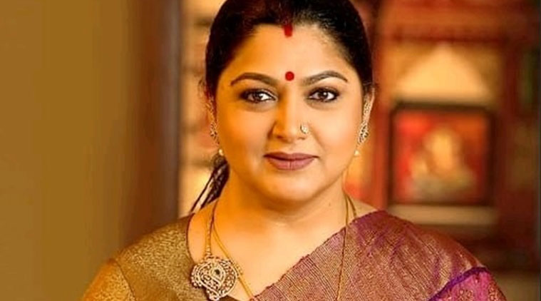 Khushboo to Become Chiranjeevi's Sister?