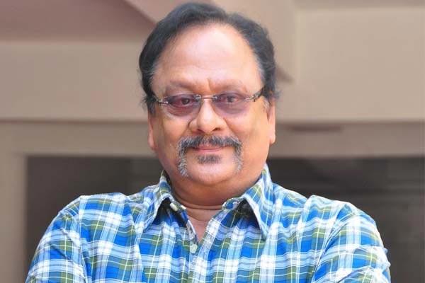 Krishnam Raju Admitted In Hospital
