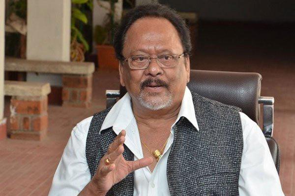 Krishnam Raju Had Bitter Experience