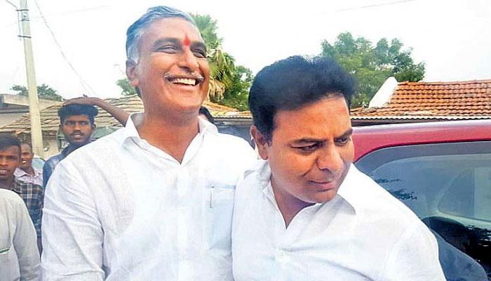 If KTR To Be Telangana CM: What's Harish Rao?