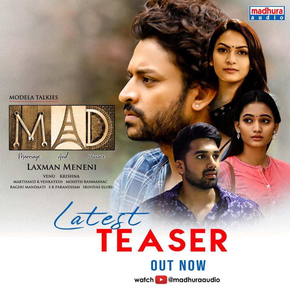 MAD teaser
