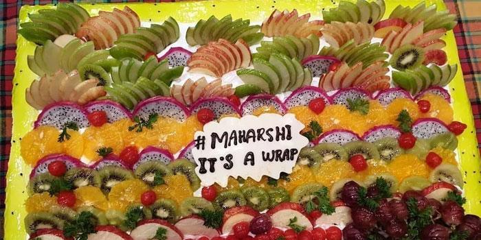 Maharshi Shoot Wrapped up