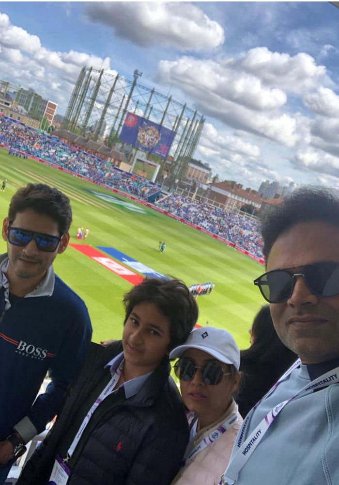 Maharshi in London