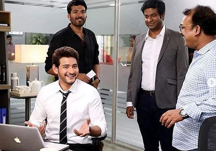Mahesh Babu's Abhibus Ad with Koratala