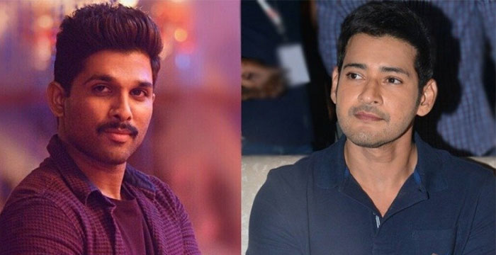 Mahesh Babu and Allu Arjun Missing Magnum Opuses