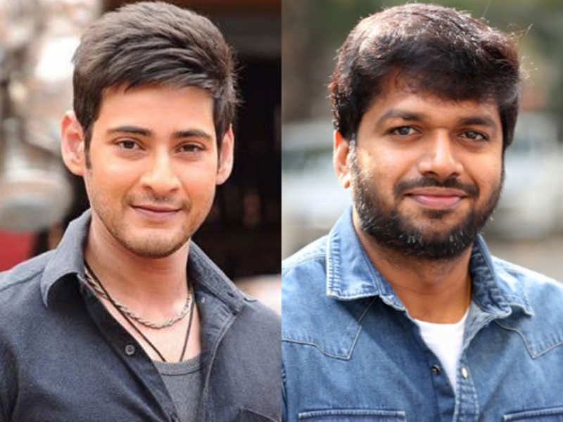 Mahesh Babu and Anil Ravipudi