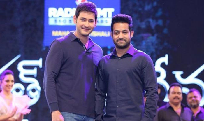 Mahesh Babu and NTR's Voiceovers