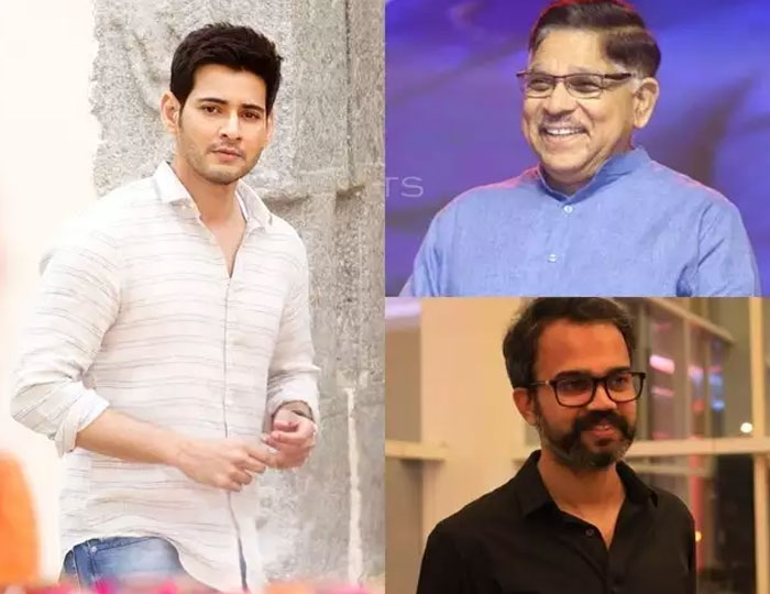 Mahesh Babu and Prashant Neel to Team up for Geetha Arts!