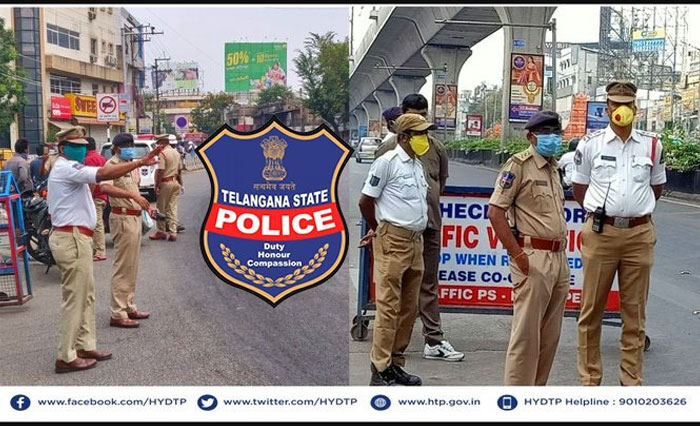 Mahesh Babu's Gratitude on Hyderabad Cops