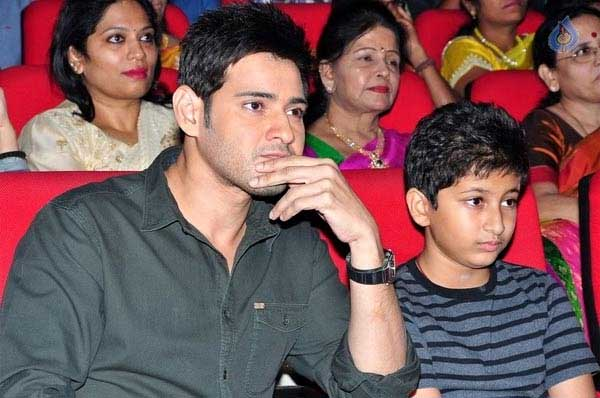 Mahesh's Son Gautham Wants to Do More Movies