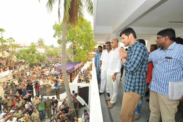 Mahesh to Campaign for TDP against Pawan?
