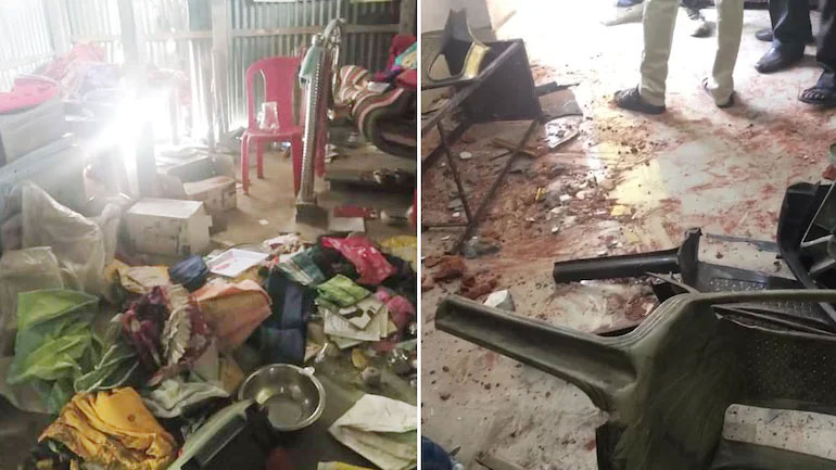 Mamatha's Pak Supporters Violence in Bengal!