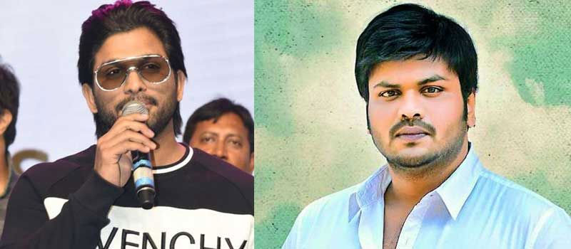 Manchu Hero Turns Allu Arjun's Villain?