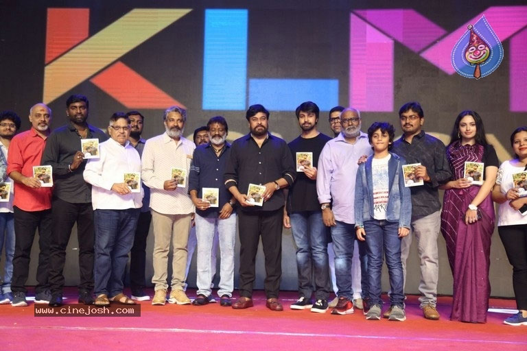 Many Number Ones on Vijetha Audio Launch Dais