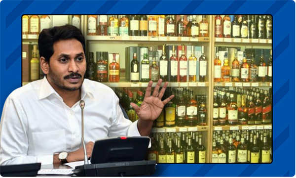 Massive Hike In Liquor Price In AP, Still Heavy Turnout