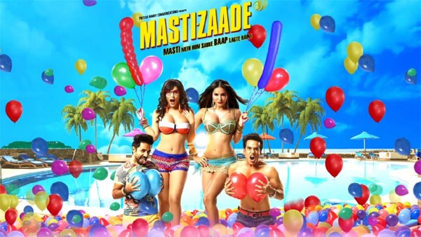 Mastizaade Rocks Beyond Saala Khadoos At Box Office