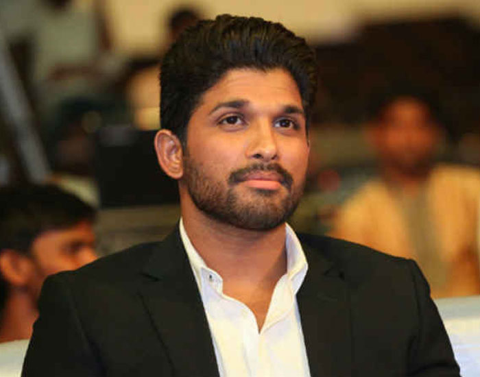 Mega Fans Happy with Allu Arjun's Decision