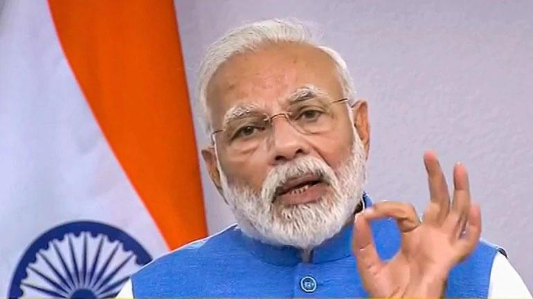 Modi Announces 21-Day Lockdown