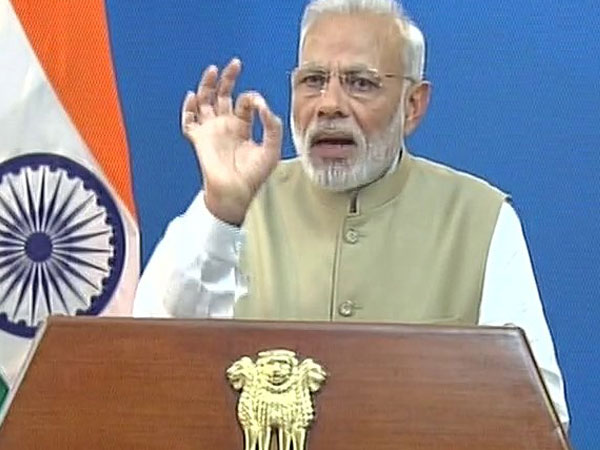 Modi Announces Cancellation of Rs.500 and Rs.1000 Notes
