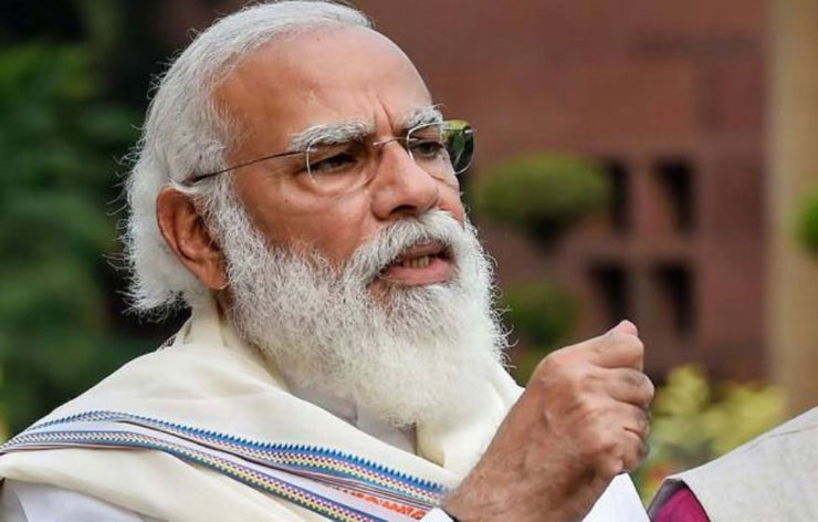 Modi's Supporters Retort to All Allegations