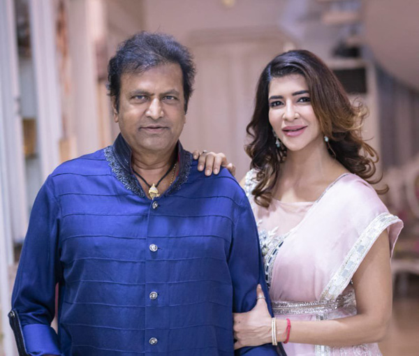 Mohan Babu Scared Of His Daughter