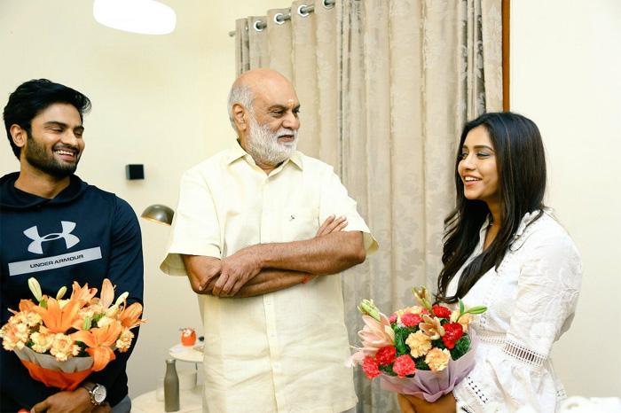 Nabha Natesh About K Raghavendra Rao