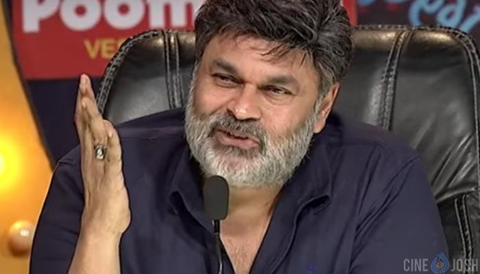 Naga Babu In Jabardast E TV Show