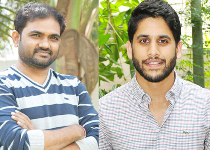 Naga Chaitanya Plays Egoist in Maruthi's Film
