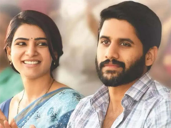 Naga Chaitanya Samantha In Thank You