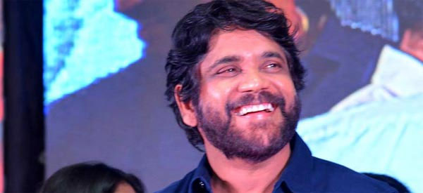 Nagarjuna Can't Romance in His Devotional?