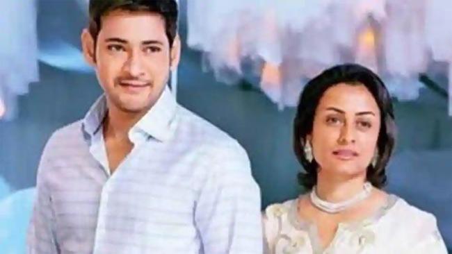 Namrata's shocker about Mahesh Babu's weakness