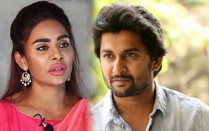 Nani's Serious Legal Action on Sri Reddy