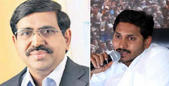 Narayana and YS Jagan