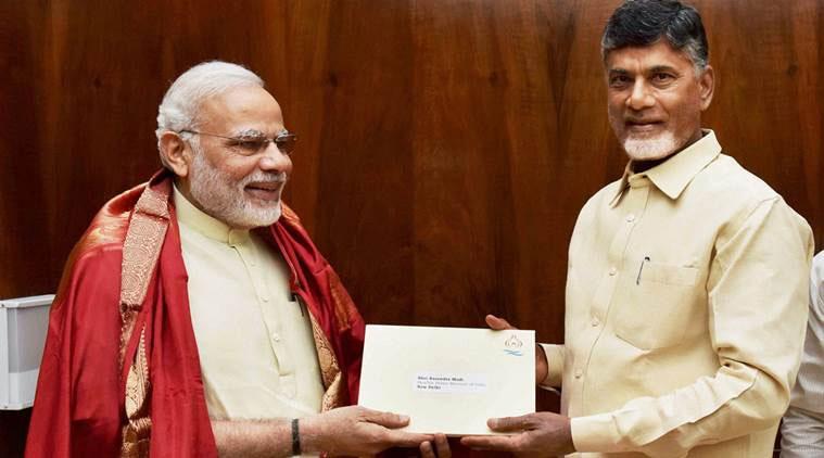 Narendra Modi's Revenge on Chandrababu Naidu?