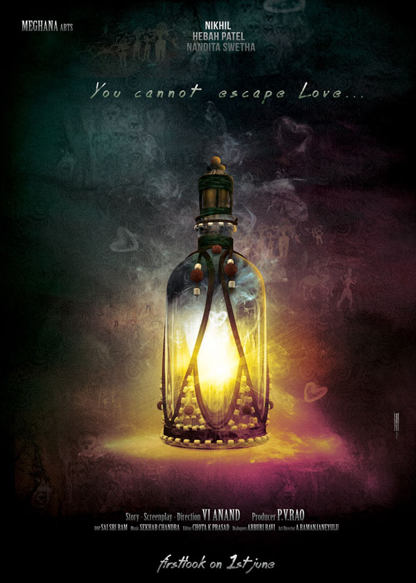 Nikhil New Movie Horror Poster