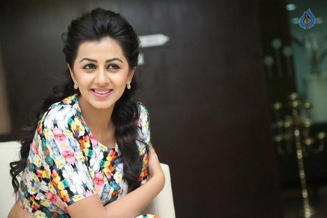 Nikki Galrani Decent Entry With Malupu, Krishnashtami