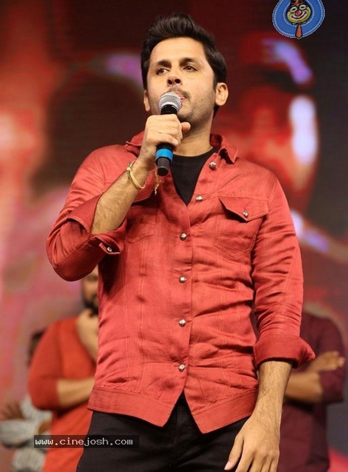 Nithiin Reveals His Pancha Pranalu