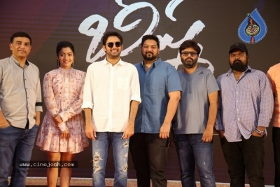Nithin Comments On Naga Shaurya