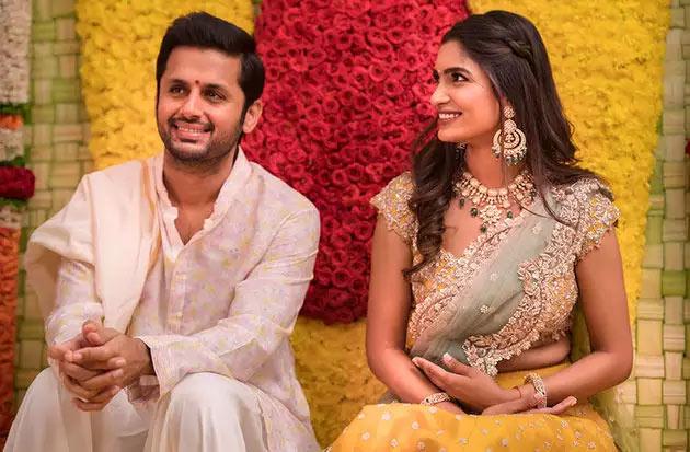 Nithin Wedding With Shalini