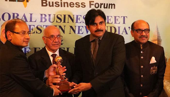 No News on Pawan Kalyan's Award in TDP Media!
