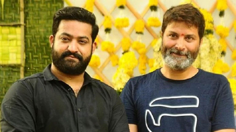 NTR and Trivikram's Film Announcement Tomorrow?