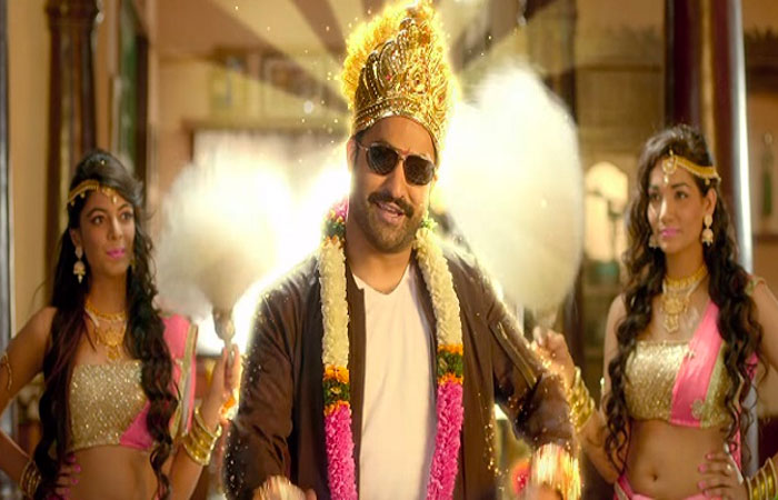 NTR As Cool Krishna Rocks