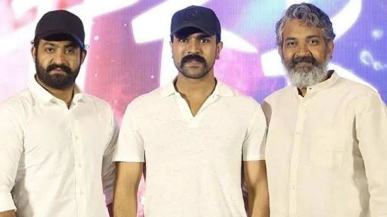 NTR Fans Excited with RRR