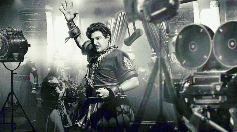 NTR Kathanayakudu to Be Released by Amazon Prime