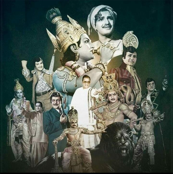 NTR: Legend Who Powered Tollywood To New Heights