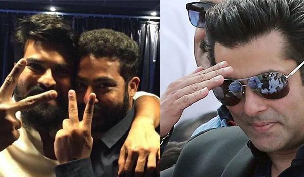 NTR, Ram Charan To Promote Salman Khan Dabangg 3