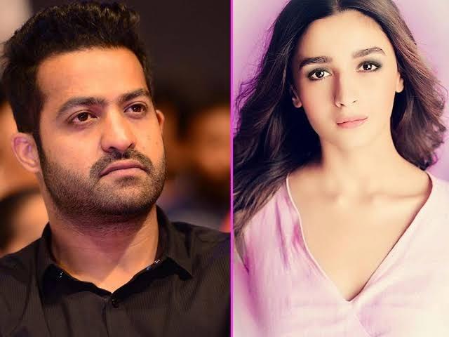 NTR to romance Alia Bhatt?