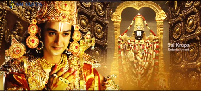 Om Namo Venkatesaya Gives Lord Balaji Darshan