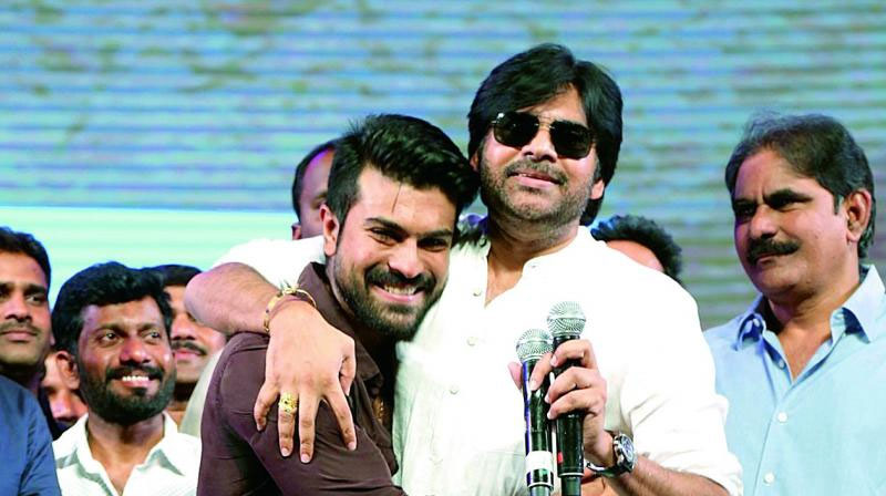 Pawan Film with Charan! Crazy Director on Cards!